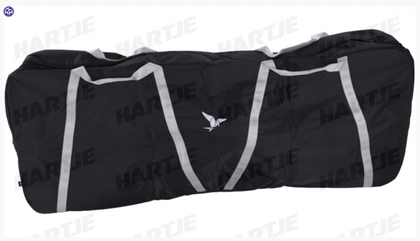 """TERN Transporttasche """"Bodybag""""; Gepolsterte Aufbewahrungstasche aus strapazierfähigem Polyestergewebe, mit Innentaschen für Pedale und Werkzeug (ohne"""