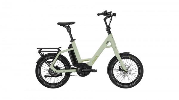 """Kompaktrad QIO EINS P-E Unisex, 20"""" - grün (2022)"""