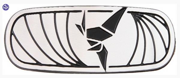 TERN Steuerkopf-Logo, Kunststoff