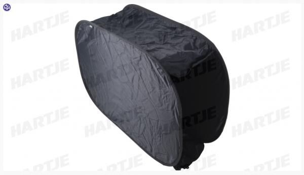 """TERN Schutzhülle """"Popcover """"; Schutzhülle aus Nylon, schwarz, 30x30x3cm, passend nur für BYB"""