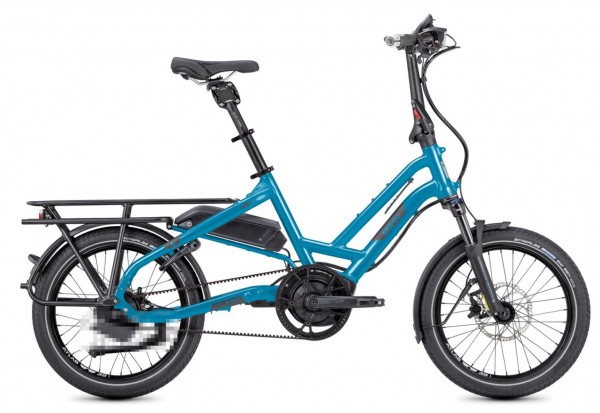 "TERN Elektro-Kompaktrad ""HSD S+"" Mod. 21, Unisex, 20"", blue, ENVIOLO ""Automatiq"""