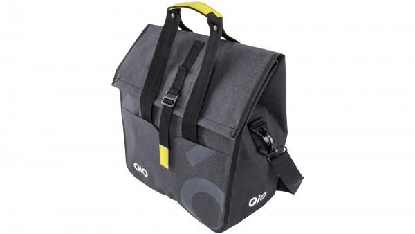 QIO V.R.-Gepäckträgertasche PINA