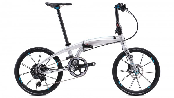 TERN VERGE X11 20 11-G CHROME/BLACK