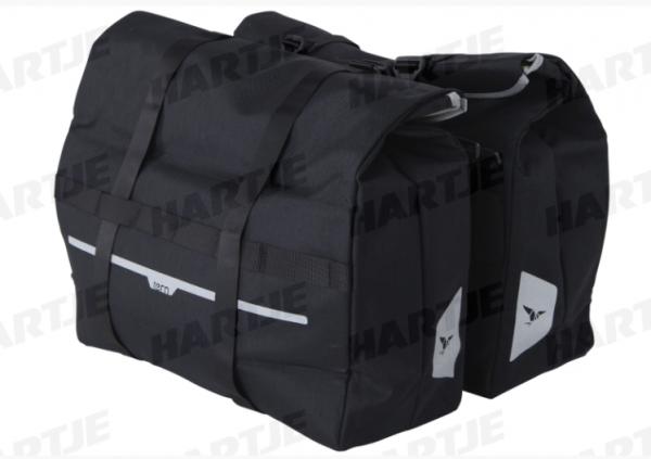 """TERN Tasche """"Cargo Hold 52 Panniers""""; Passend für Tern GSD Generation 2, Paar, 100l Gesamtvolumen; Faltbar, wasserabweisendes Material, zwei Fidlock-"""