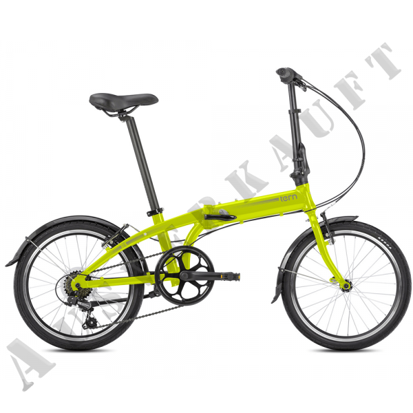 """TERN LINK A7 20""""; 7-G MO SAFETY YELLOW"""