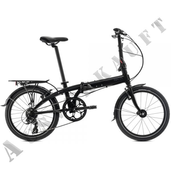 "TERN LINK C8 20""; 8-G DR BLACK/GREY"