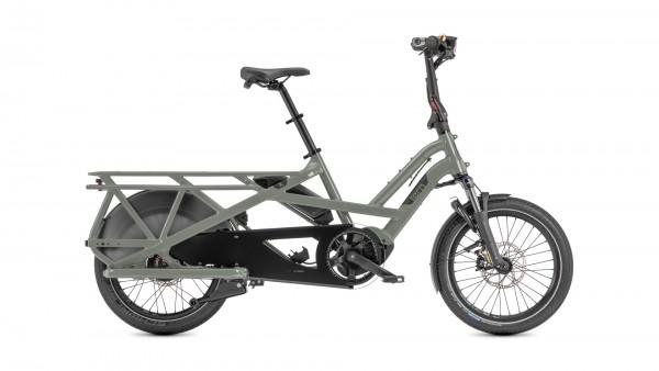 "TERN Elektro-Cargorad ""GSD S00"" Mod. 22 grau"