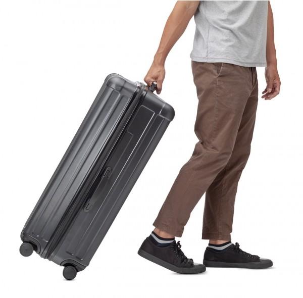 """TERN Transportkoffer """"Airport Slim""""; Hartschalenkoffer für den Transport des BYB, TSA-Zahlenschloss, Hinomoto-Rollen, schwarz, passend nur für BYB"""