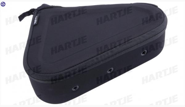 """TERN Rahmentasche """"HSD Cache Bag""""; Für Fahrradwerkzeug, Minipumpe, Schlauch, Erste Hilfe usw., wasserabweisendes Gewebe, Montage unterhalb des Akkus,"""