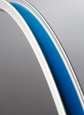 "HERRMANS Felgenband ""HPM""; PVC, bis 6bar (87psi), blau, 20"", 20-406"