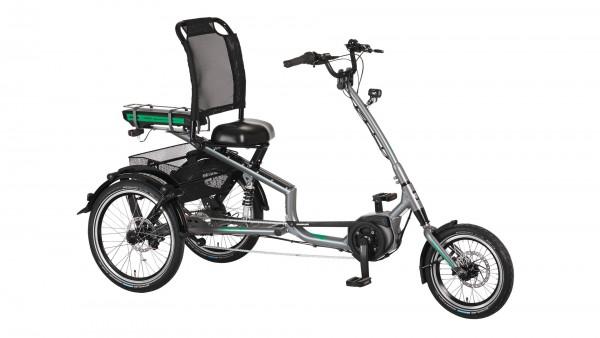"""PFAU-TEC Elektro-Shoppingrad """"Scoobo"""" Mod. 21, Unisex, 16 / 20"""", iron glimmer, 7-Gang SHIMANO """"Nexus"""" LL"""