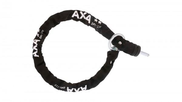"""AXA Einsteckkette """"DPI""""; Passend für AXA Rahmenschlösser Defender, Solid Plus und Victory, Ø 9mm, 110 cm lang; ART**-Zertifizierung, Kettenglieder aus"""