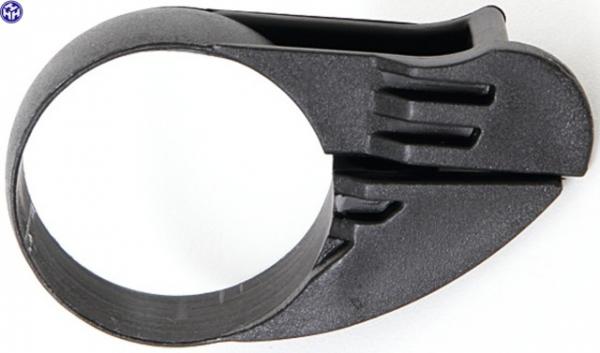TERN Kettenführung; Kunststoff, 40mm, schwarz