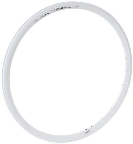 """TERN Alu-Felge """"Kinetix Comp""""; 24"""", Hohlkammer, weiß, Disc, 28 L., passend für Eclipse P9"""