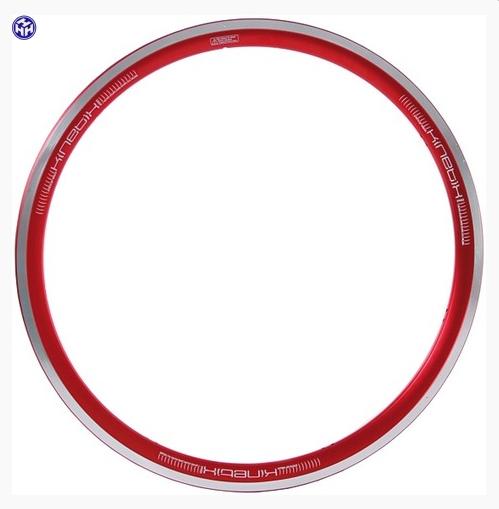 "TERN Aluminium-Felge ""Kinetix Pro"" 20"", rot, 14 L., passend für Verge X20"