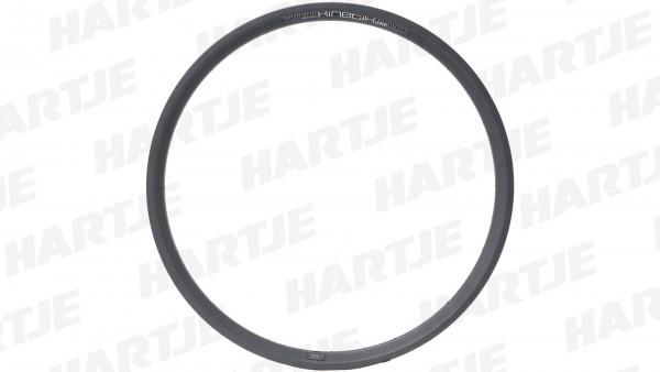 "TERN Aluminium-Felge ""Kinetix Comp""; 24"", Hohlkammer, grau, Disc, 32L., passend für Eclipse S18"
