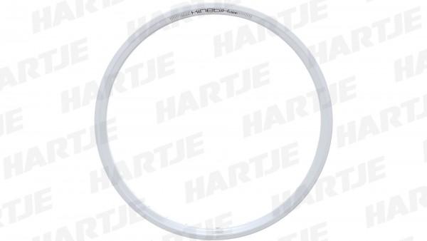 """TERN Aluminium-Felge """"Kinetix Comp""""; 24"""", Hohlkammer, weiß, Disc, 32 L., passend für Eclipse P9"""